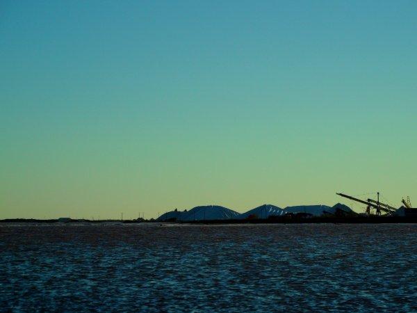 Salins d'Aigues Morte - 26/12/2010