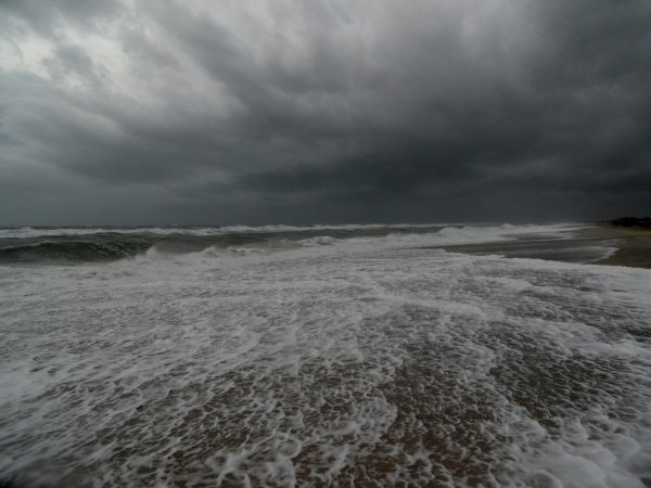Episode cévenol du 26 Octobre 2011 sur la Méditerrannée