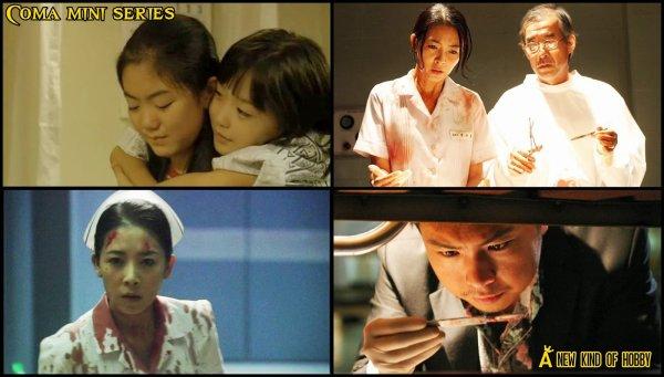 Drama : Coréen  Coma 5 épisodes[Horreur et Thriller]