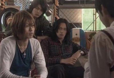 Drama : Japonais Tokyo Ghost Trip 13 épisodes[Mystère et Science-Fiction]