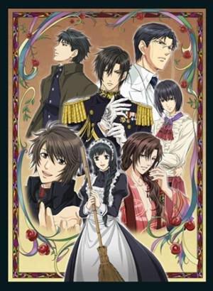 OAV Hanayaka nari, waga ichizoku: Kinetograph Genre : Shojo[Romance, Historique, Drame et Amitié]