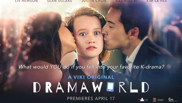 Drama : Coréen, Etat Unis DramaWorld 10 épisodes[Romance et Comédie]
