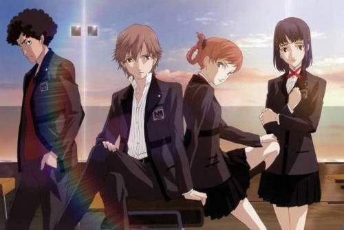 Anime  Persona Trinity Soul  Genre : Pas de genre[Horreur, Drame, Action, Fantastique et Mystère]