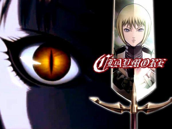 Anime/Manga Claymore Genre : Shonen[Drame, Aventure, Action et Fantastique]