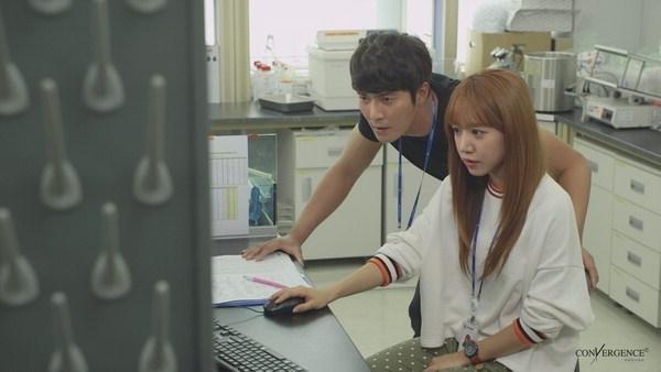 Web-drama : Coréen Investigator Alice 8 épisodes[Comédie et Enquête]