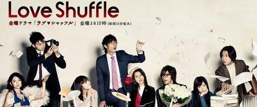 Drama : Japonais Love Shuffle 10 épisodes[Romance, Drame et Comédie]