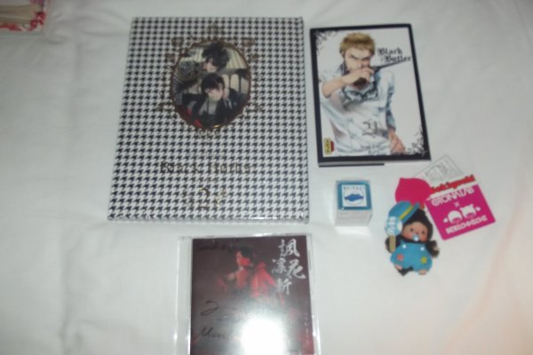 Achats Japan Expo 2017