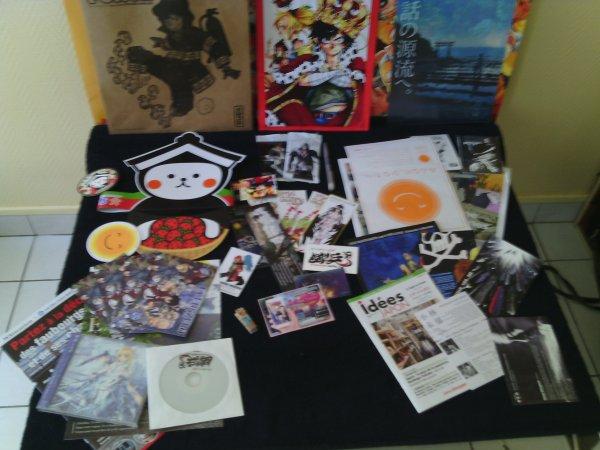 Achats Japan Expo 2018