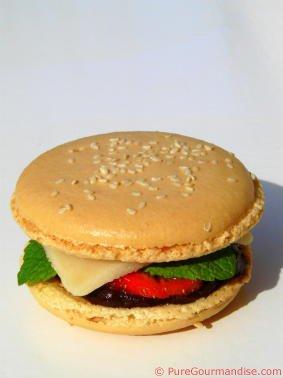 un hamburger pas comme les autres