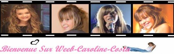 Bienvenue sur Weeb-Caroline-Costa.