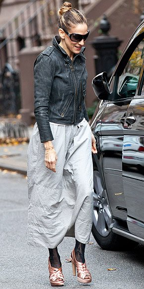 Worst Look Of The Week : Sarah Jessica Parker... ENCORE :P