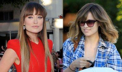 Olivia Wilde : New haircut