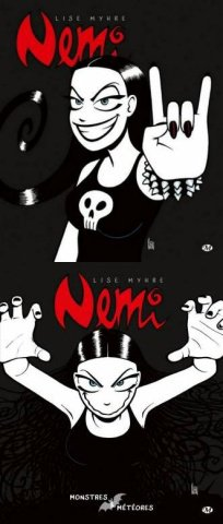 Nemi tome 1 & 2 -> Lise Myhre