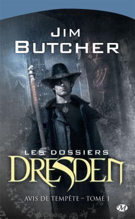 Les Dossiers Dresden T1 -> Jim Butcher
