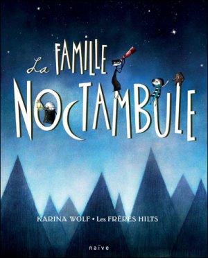 La famille Noctambule -> Karina  Wolf