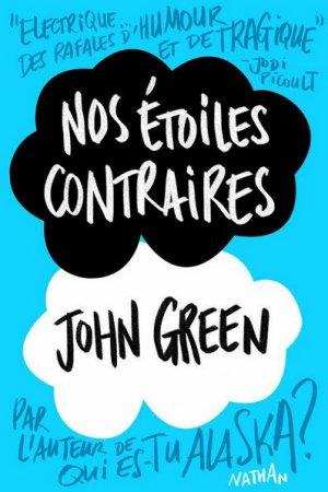 Nos étoiles contraires -> John Green