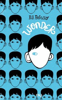 Wonder -> R.  J. Palacio