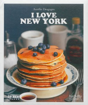I love New York -> Aurélie Desgages