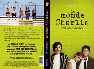 Le monde de Charlie -> Stephan  Chbosky