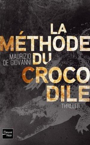 La méthode du crocodile -> Maurizio de Giovanni