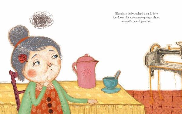 Le voyage de Mamily -> Agnès Lestrade & Charlotte Cottereau