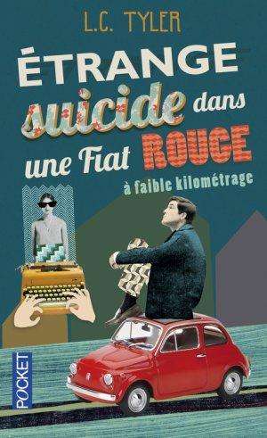 Etrange suicide dans une Fiat rouge à faible kilométrage  -> L.  C.  Tyler