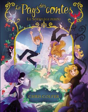 Le pays des contes -> Chris Colfer