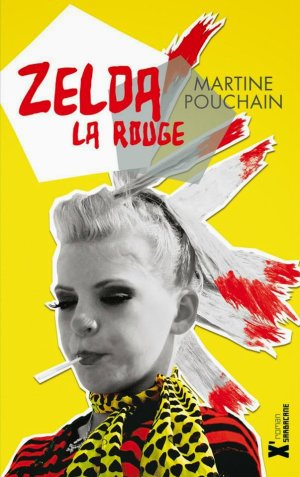 Zelda la rouge -> Martine Pouchain