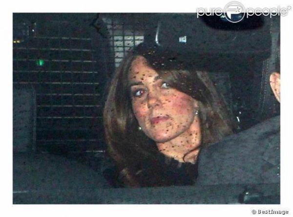 Kate Middleton enfin rétablie ??