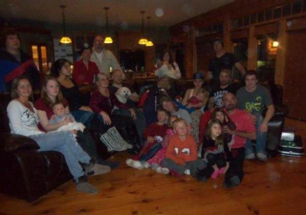 Justin Bieber : Ses photos de Noël en famille !