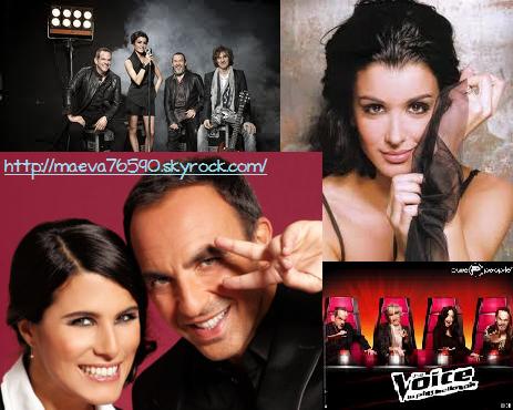 Petit montage spécial The Voice !