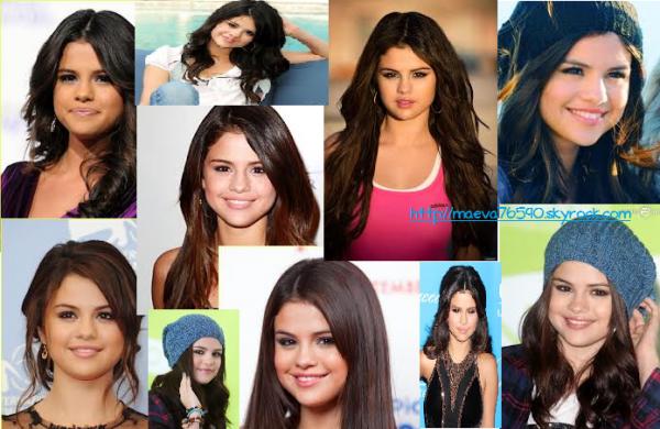 Montage sur Selena Gomez !