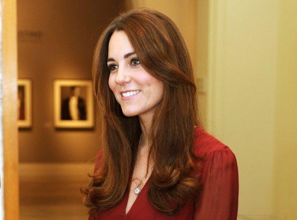 Kate Middleton : Même enceinte elle continue d'assumer ses responsalités royale !