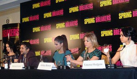 Spring Breakers : tous sur la conférence de presse et l'avant première !