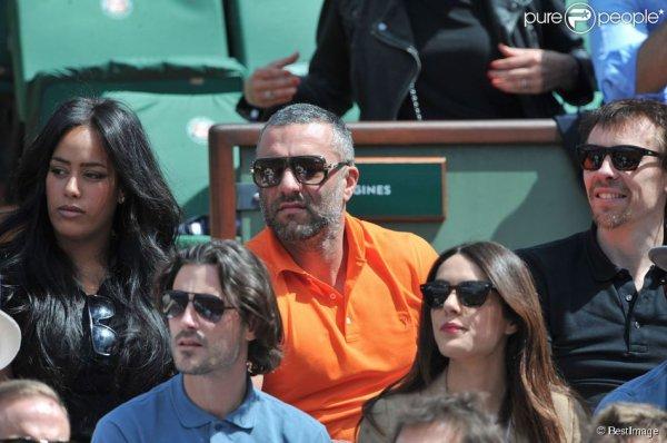 Amel Bent et Sofia Essaïdi : Girl Power à Roland Garros !!