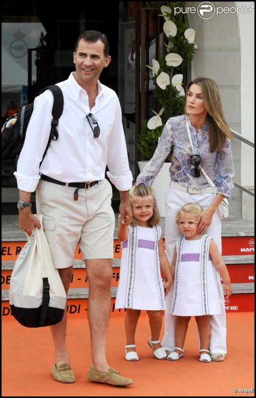 Laetizia et Felipe d'Espagne : un amour royale !!