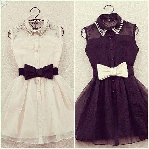 Laquelle de ces robes préférez vous?? :)