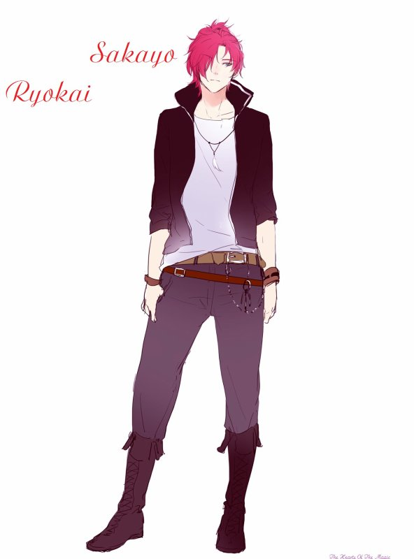 (The Hearts Of The Magic) Sakayo Ryokai