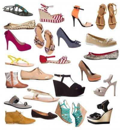 Chaussures Printemps/Eté 2012