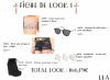 Fiche look 1