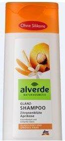 Alverde - Glanz Shampoo zitronenblüte aprikose