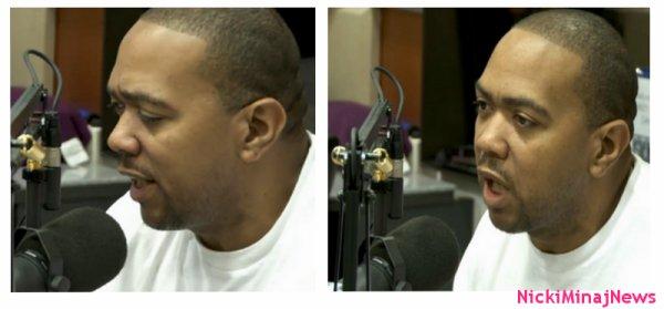 Timbaland veut collaborer avec Nicki Minaj ! ♥