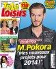 """Télé-Loisirs : """" M.Pokora , ses projets pour 2014 """""""