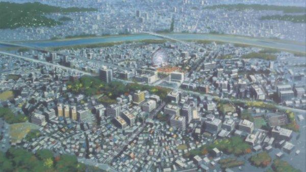 la ville de Karakura