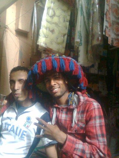 m et un ami de souk