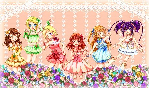 Pretty Rhythm Aurora Dream--Pretty Rhythm Dear My Future