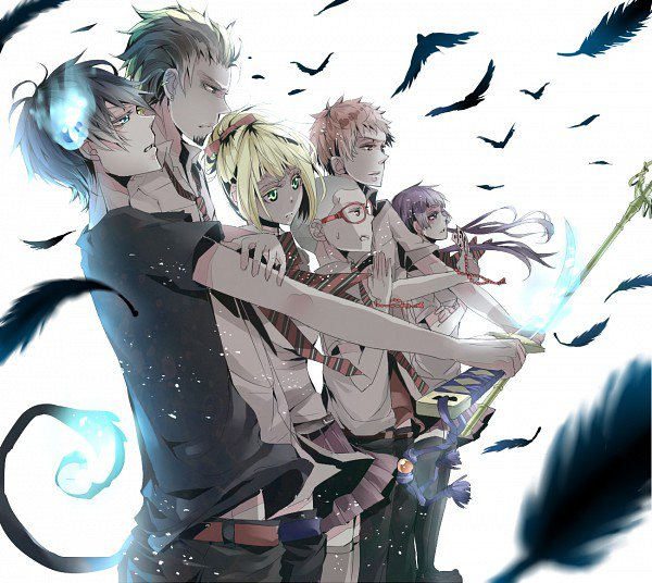 Ao no Exorcist [vostfr-vf]