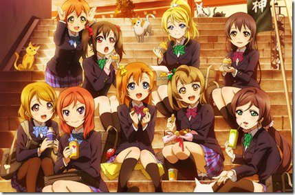 love live! school idol