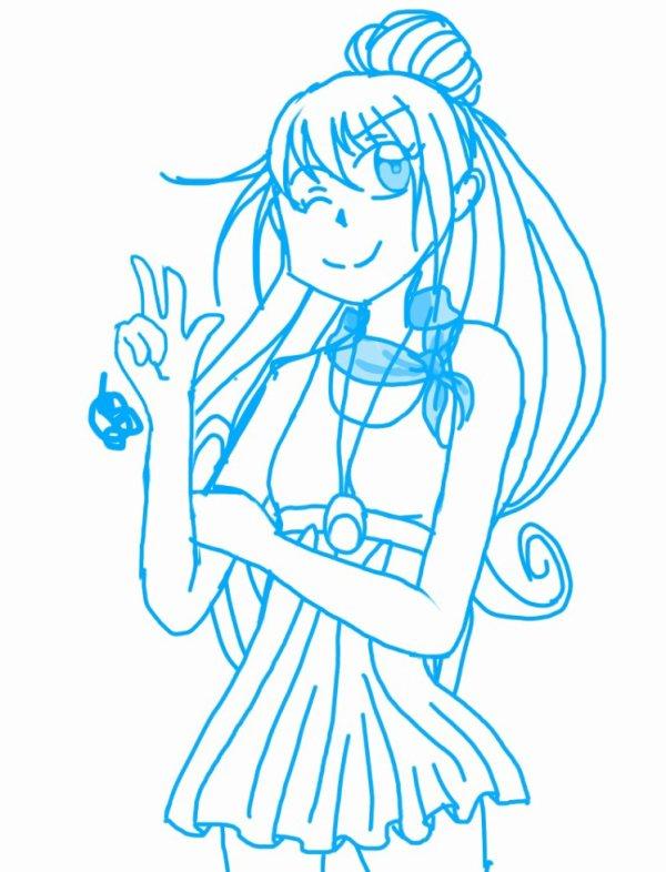 Luanna in summer!