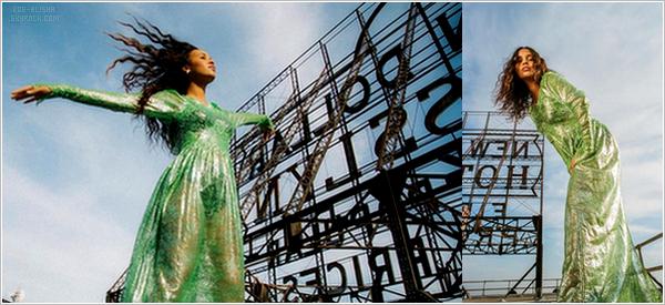 """- """"•.28/01/19."""" ▬ Alisha Boe était présente au dîner « 2019 WSJ. Magazine Talents and Legends », à Beverly Hills. Gros top. Voici également deux photos de notre belle brune, pour le magazine « WSJ. ». Les photos ont été prises par Cole Sprouse. J'aime beaucoup les photos ! -"""